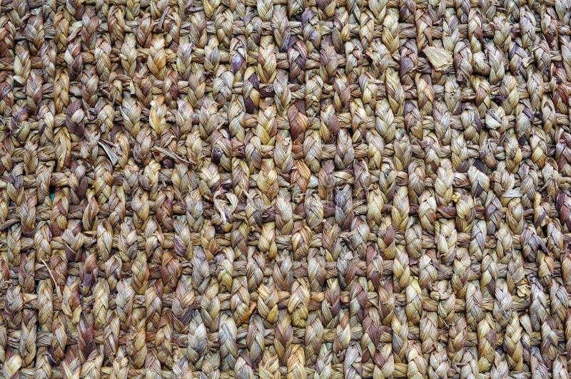 Деревенская плетеная текстура стоковое изображение rf