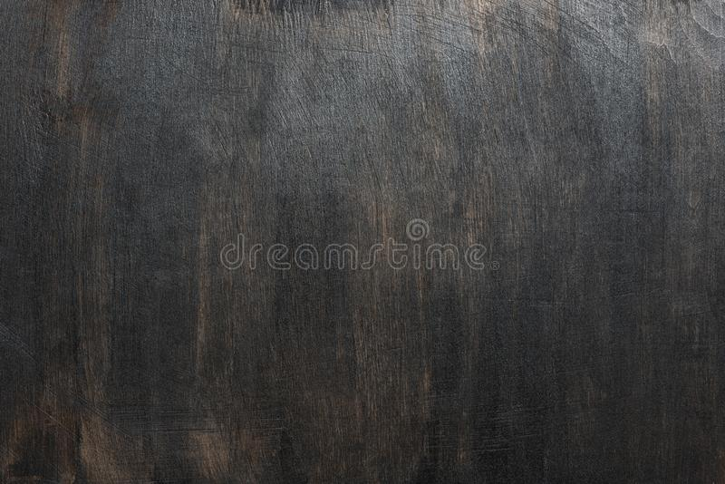 Деревенская черная деревянная текстура стоковые изображения