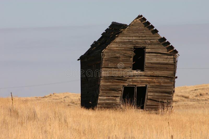 деревенский дом старый стоковые фотографии rf