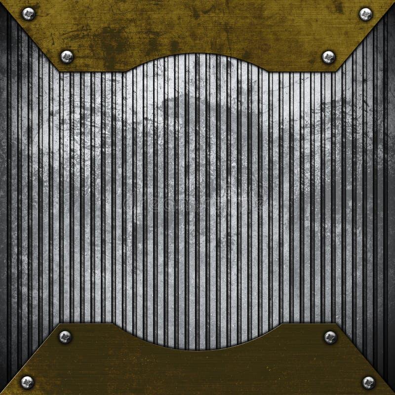 Деревенский металл стоковое фото