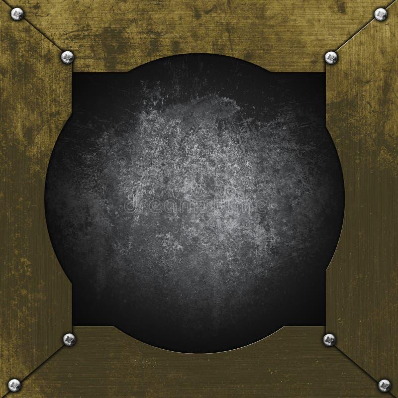 Деревенский металл бесплатная иллюстрация