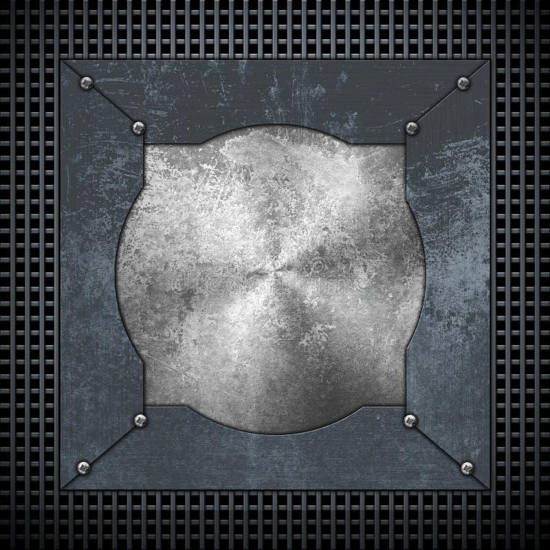 Деревенский металл стоковые изображения rf
