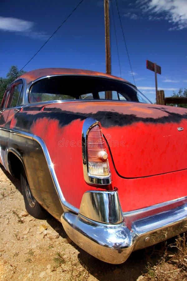 деревенское автомобиля старое стоковые изображения
