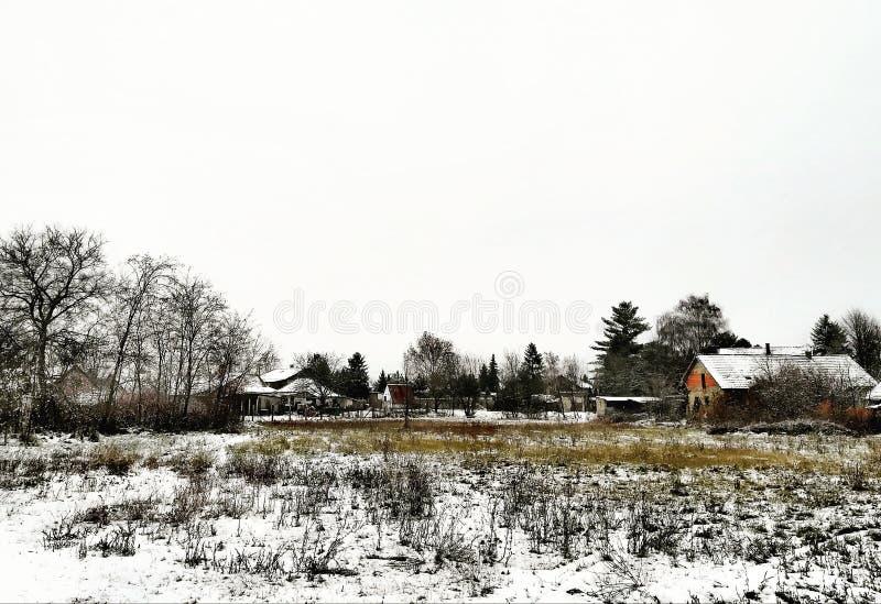 Деревня стоковые фотографии rf