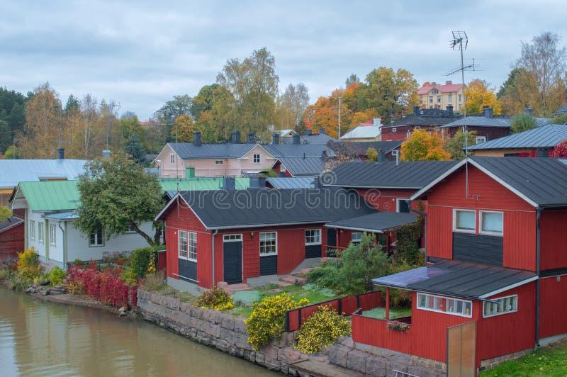 Деревня стоковая фотография