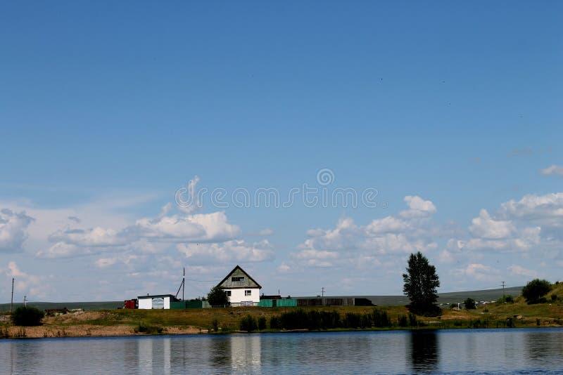 Деревня стоковая фотография rf