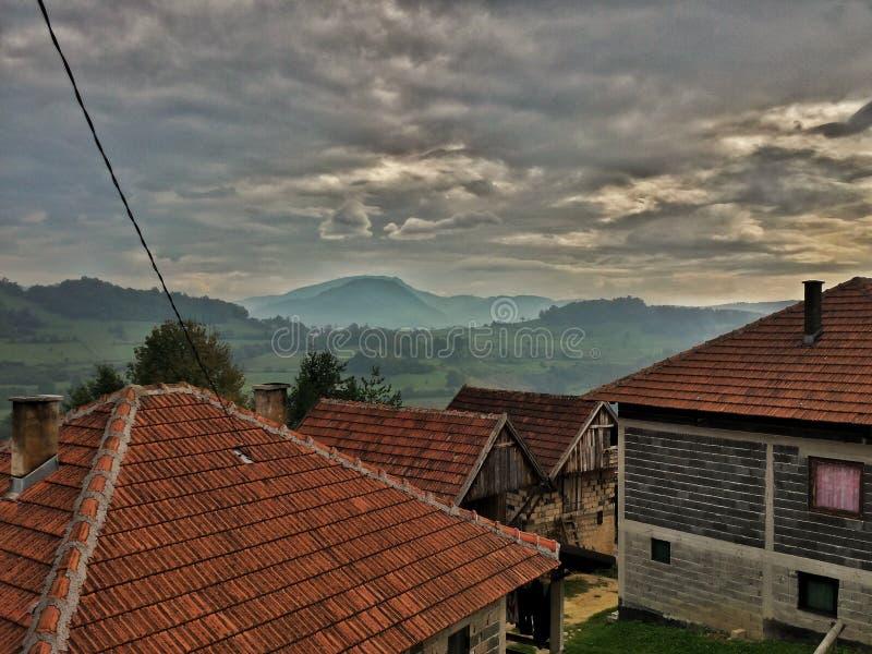 Деревня стоковые фото