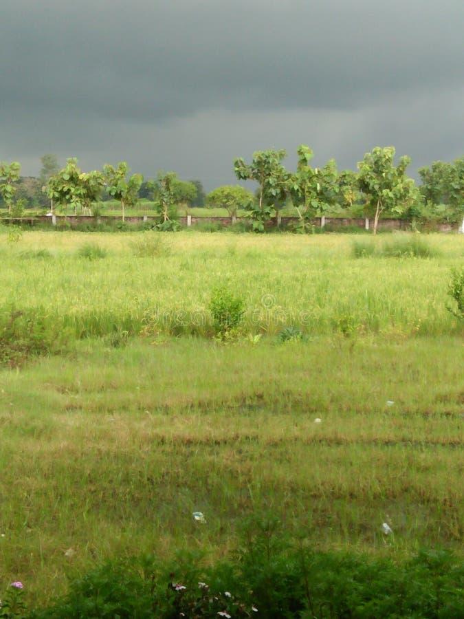Деревня стоковое фото rf