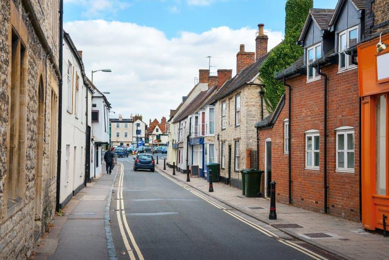 Деревня Bicester Англия стоковые изображения