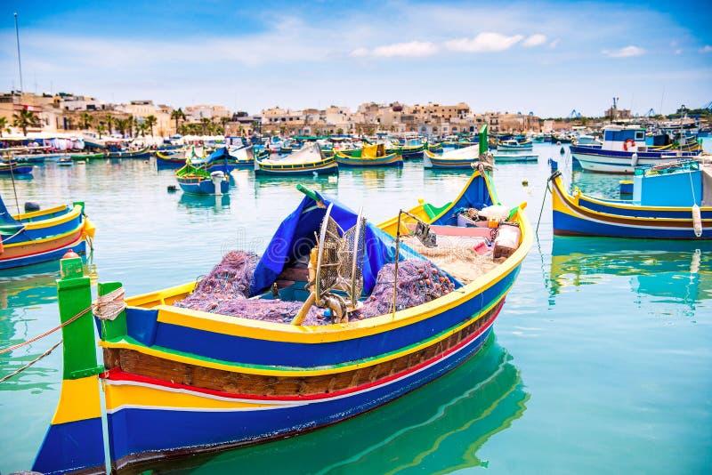 Деревня Popeye в Mellieha, Мальте стоковые фотографии rf