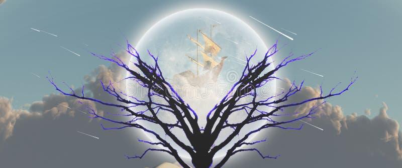 Дерево жизни бесплатная иллюстрация