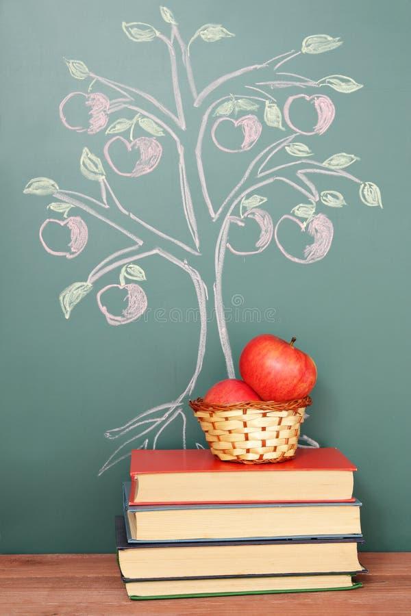 Дерево знания стоковое фото rf