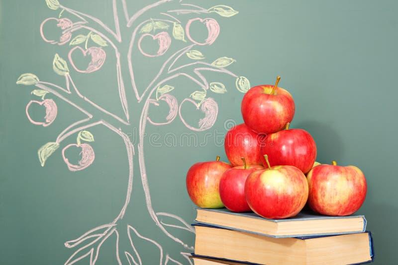 Дерево знания стоковое изображение rf