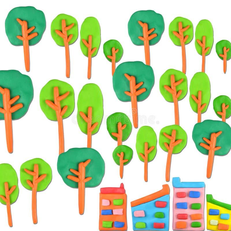 Схемы зданий из дерева