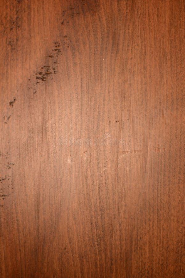 Деревянная вертикаль текстуры темного Брайна стоковое изображение rf