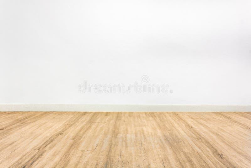 Деревянная комната пола стоковое изображение rf