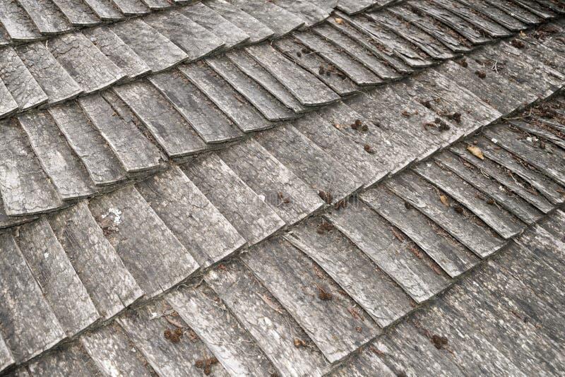 Деревянная крыша решетины стоковые фото