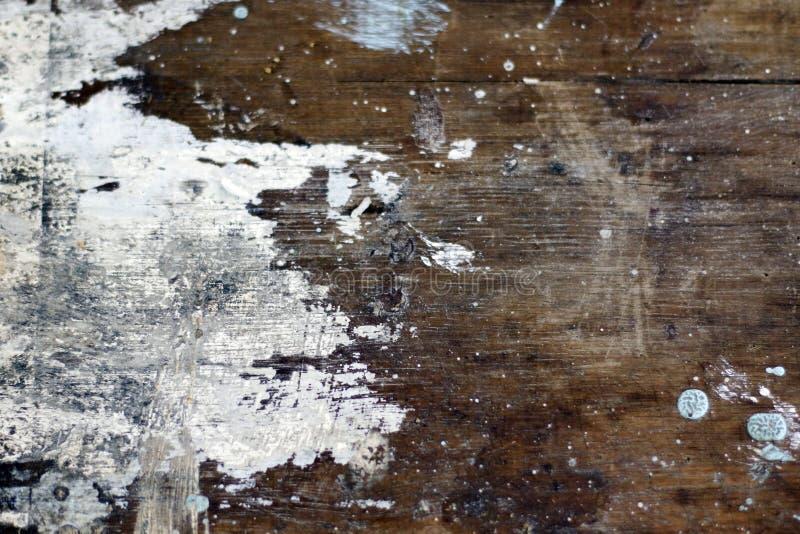 Деревянная поверхность предпосылки текстуры с старой естественной картиной стоковое фото