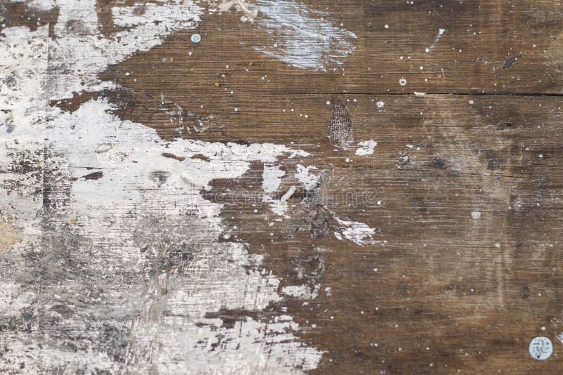 Деревянная поверхность предпосылки текстуры с старой естественной картиной стоковое фото rf