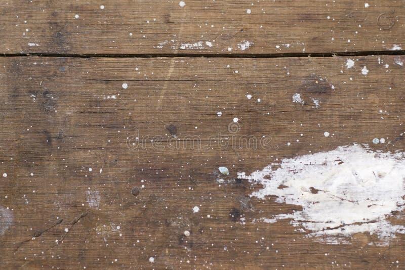 Деревянная поверхность предпосылки текстуры с старой естественной картиной стоковая фотография rf