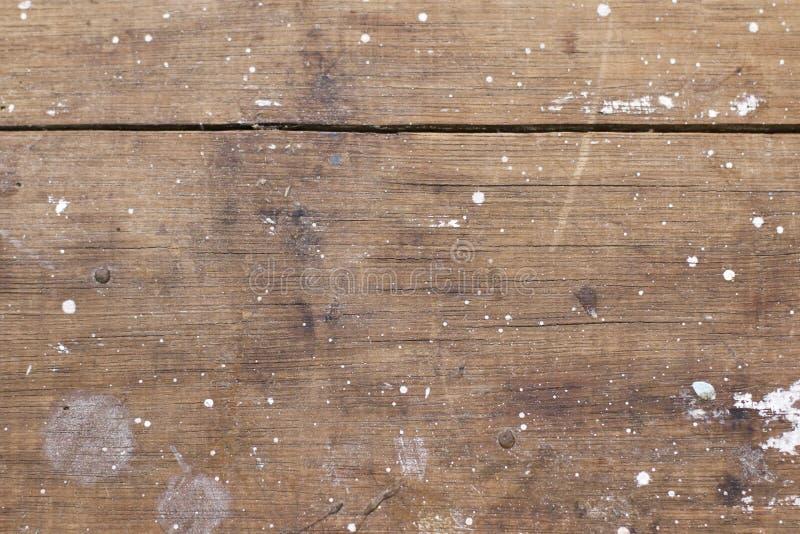 Деревянная поверхность предпосылки текстуры с старой естественной картиной стоковые изображения rf