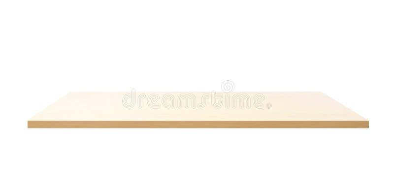 Деревянная полка стоковое фото