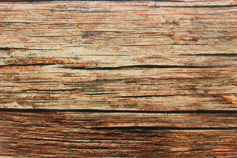 Деревянная предпосылка, старая деревянная текстура Деревянные планки как предпосылка Грубая, естественная древесина стоковая фотография rf