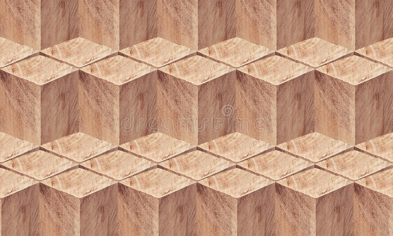 Деревянная предпосылка смеси блоков стоковые фотографии rf