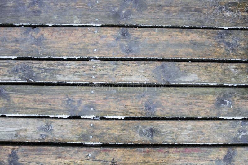 Деревянная платформа стоковое фото