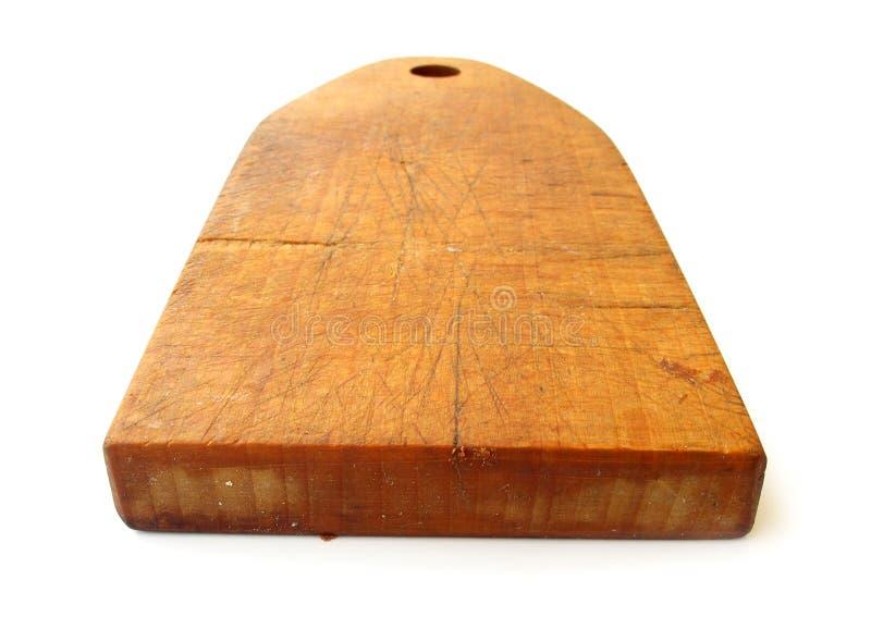 Деревянная разделочная доска стоковая фотография rf