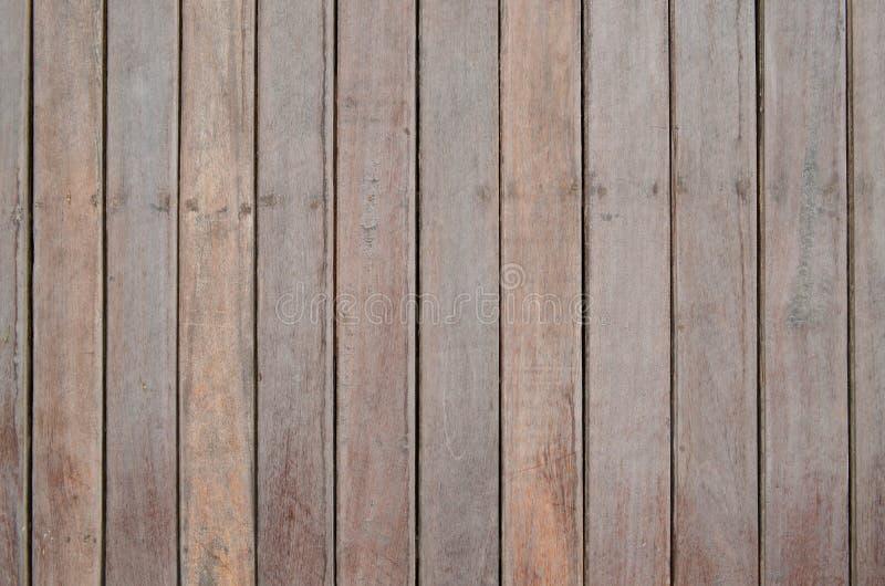Деревянная стена предкрылка стоковые фотографии rf