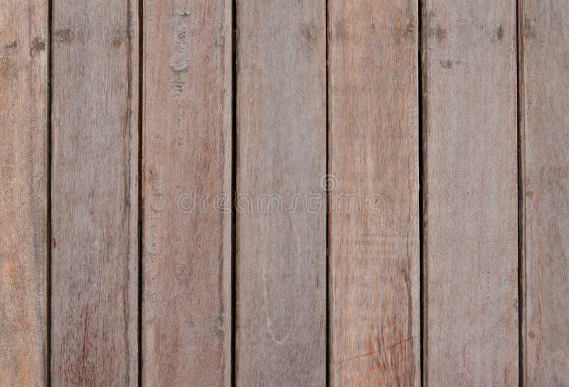 Деревянная стена предкрылка стоковое изображение rf