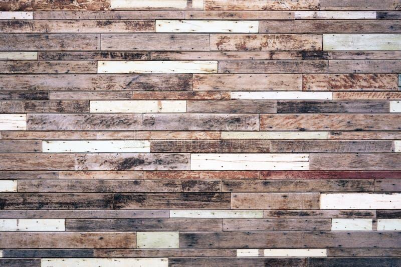 Деревянная стена планки стоковые фотографии rf