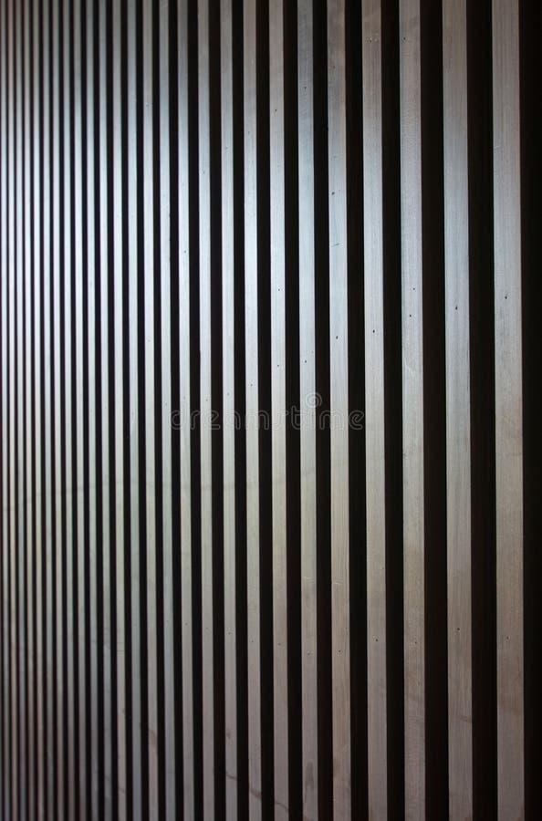 Деревянная стена решетины стоковые изображения rf