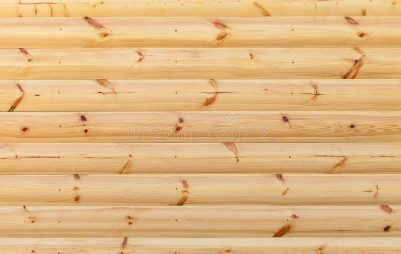 Деревянная стена сделанная доск сосны стоковое изображение rf