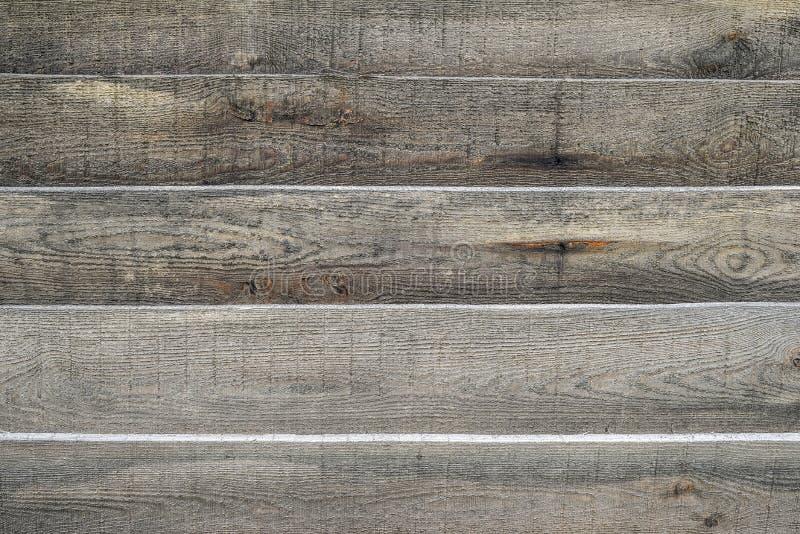 Деревянная текстура для предпосылки или модель-макета Старый серый деревянный конец текстуры вверх Текстура стены амбара или дере стоковые фотографии rf