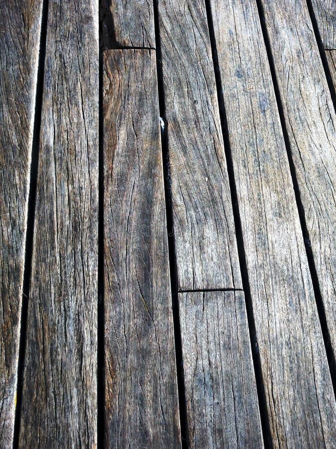 Деревянная текстура зерна планки, деревянная доска striped старое волокно стоковое фото rf