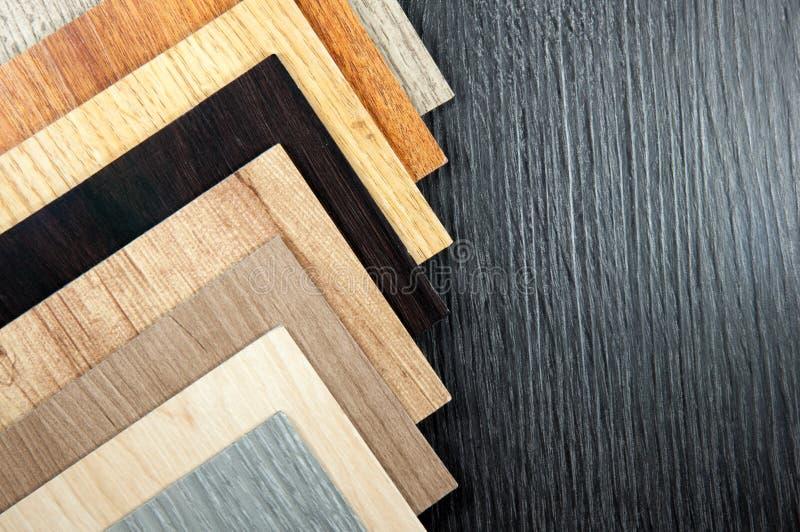 Деревянная текстура Поверхность предпосылки teak деревянной для дизайна Образцы плитки пола ламината и винила на деревянной предп стоковое фото