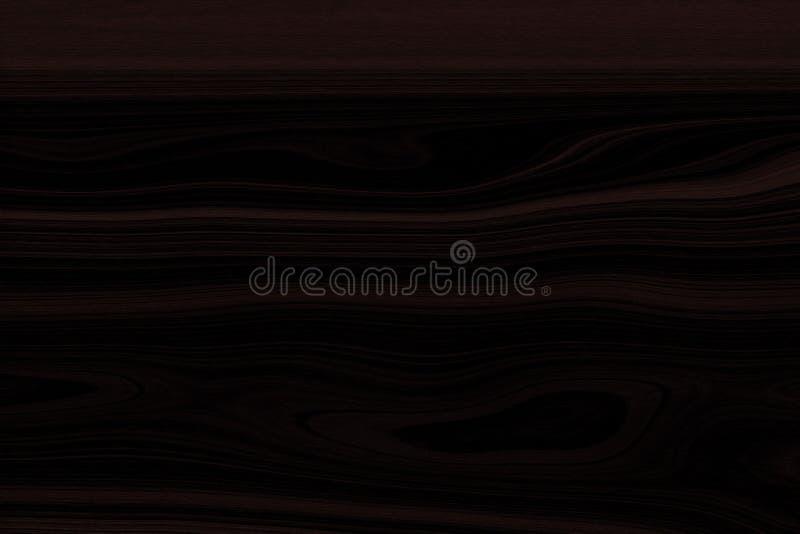 Деревянная текстура, темная коричневая деревянная предпосылка, тимберс иллюстрация штока