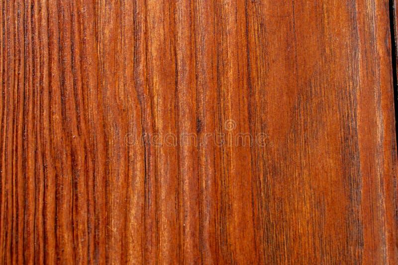 Деревянная текстура, veined в теплом цвете стоковая фотография