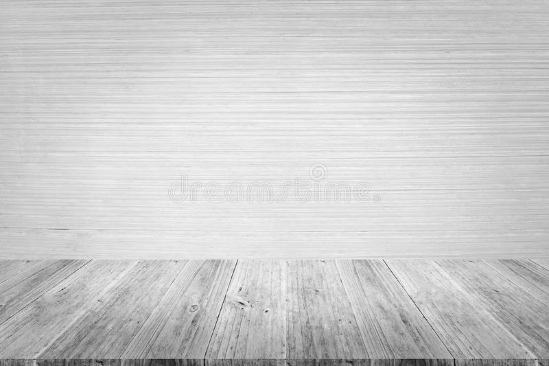 Деревянная терраса и текстура стены стоковое фото rf