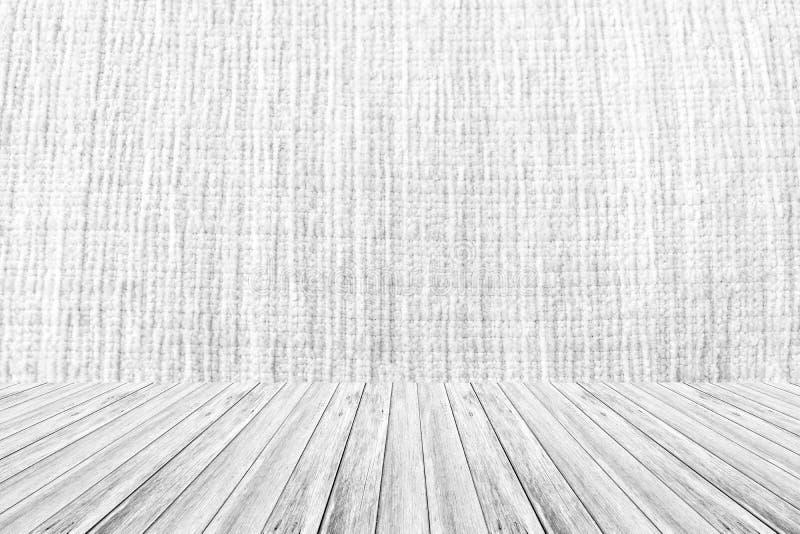 Деревянная терраса и текстура ткани стоковое изображение