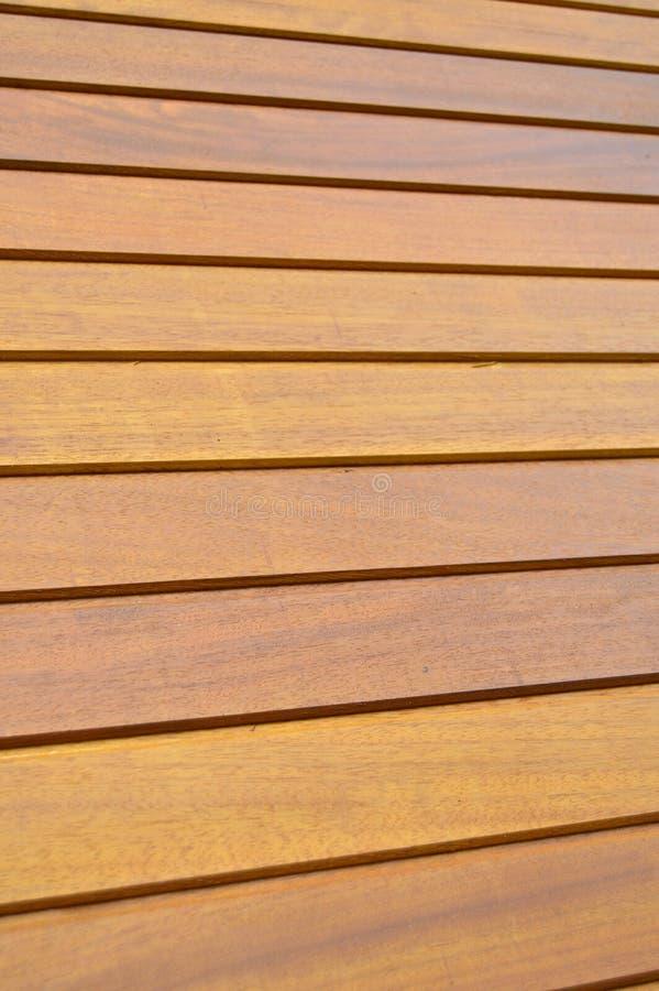 Деревянная mahogany текстура Зерно, крышка Настил, волокна стоковое изображение