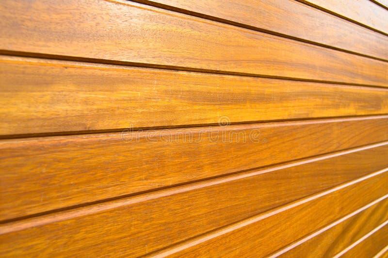 Деревянная mahogany текстура Зерно, крышка Настил, волокна стоковое фото