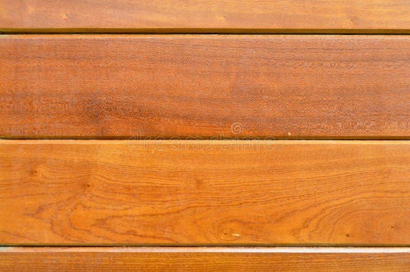Деревянная mahogany текстура Зерно, крышка Настил, волокна Обшивать панелями, архитектура стоковое фото