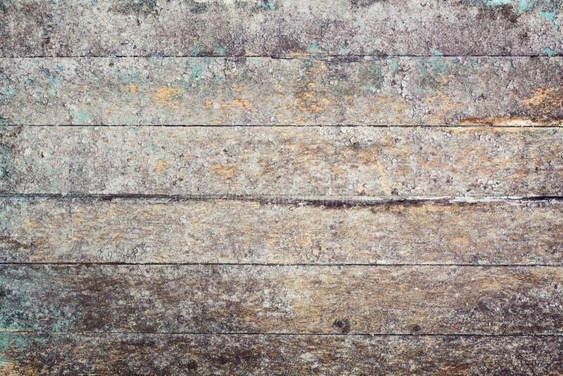 деревянное grunge предпосылки грязное старое выдержанное стоковая фотография