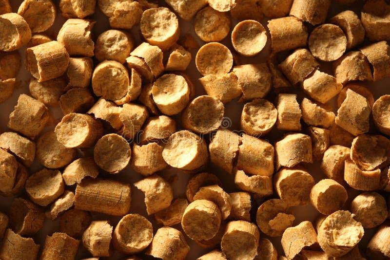 Деревянные лепешки стоковая фотография rf
