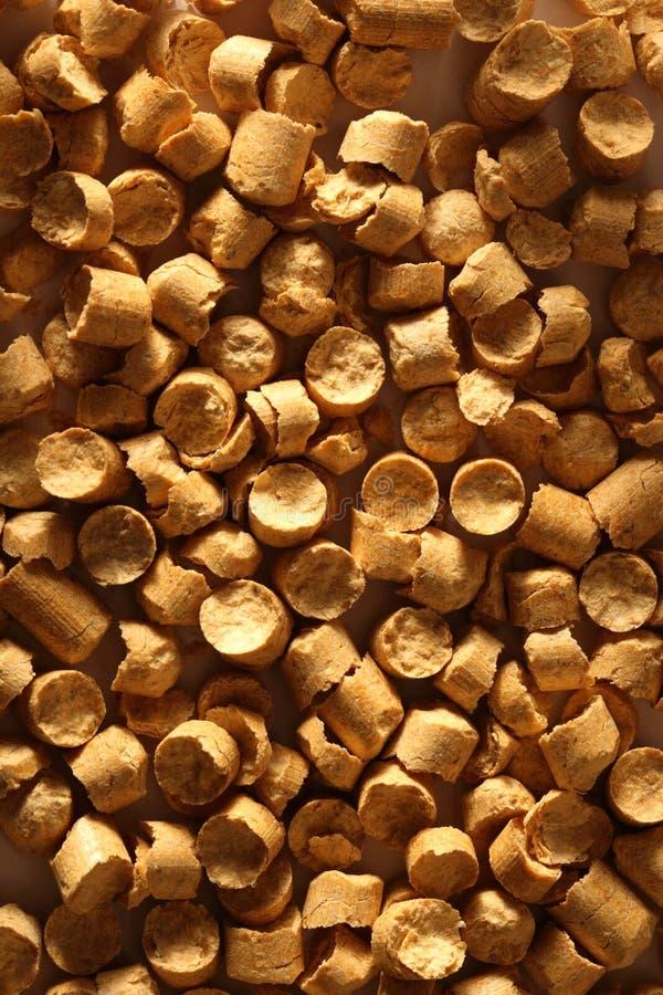 Деревянные лепешки стоковая фотография
