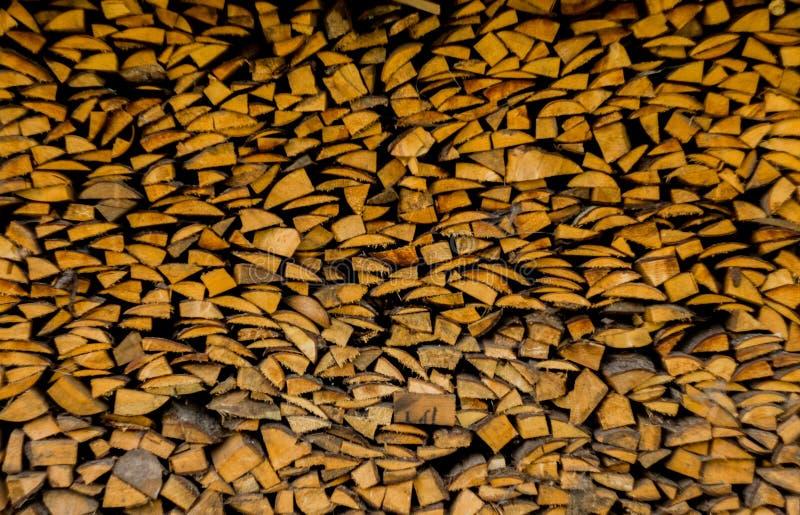 Деревянные пробелы стоковые фотографии rf
