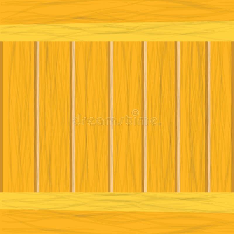 Download Деревянные планки иллюстрация вектора. иллюстрации насчитывающей сосенка - 40586408